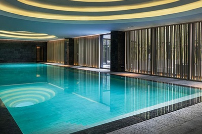 Mi Xun Spa, Temple House Hotel, Chengdu.