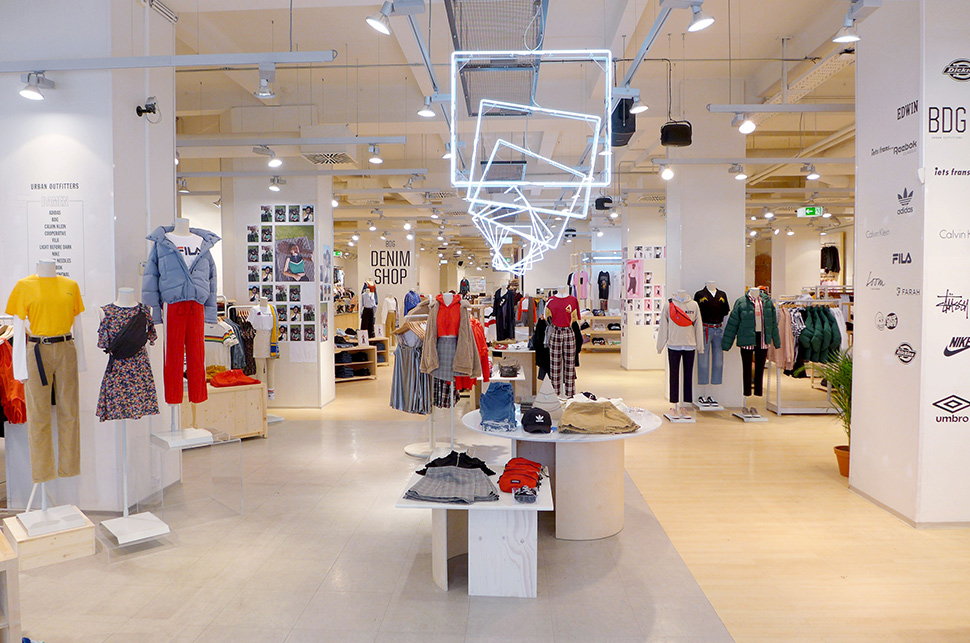 Vienna Welcomes Urban Outfitters Global Blue