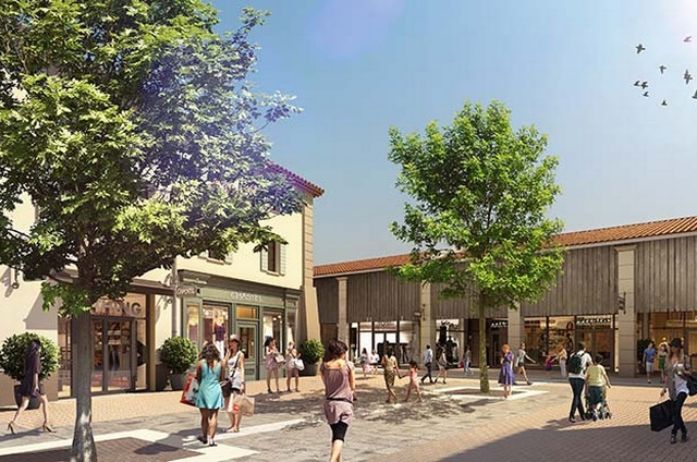 New Shopping Outlet Mcarthurglen Provence Global Blue