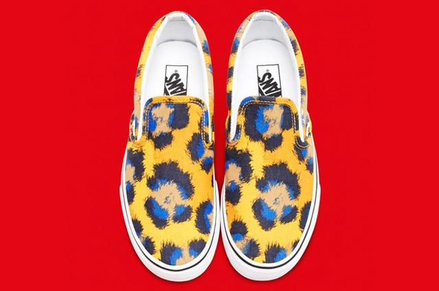 c81384069 Kenzo joins Vans in another sneaker collaboration | Global Blue
