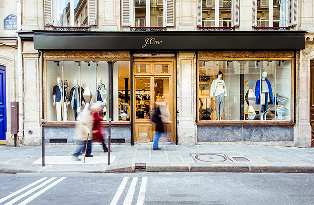 Top shopping streets in paris global blue - Office tourisme italien a paris ...
