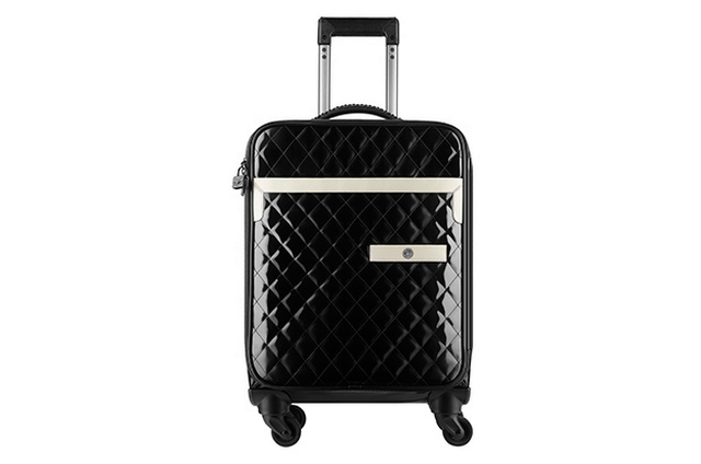 1a484b7d57de Chanel quilted leather luggage collection | Global Blue