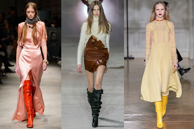 Autumn Winter 2017 Top Fashion Trends Global Blue