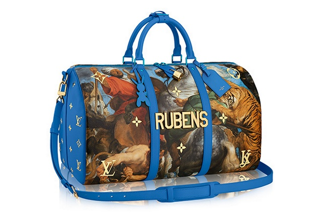 ce797256c Louis Vuitton Masters Collection, A Collaboration with Jeff Koons