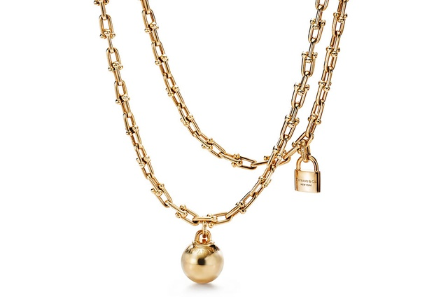 9ee411ea0dca Discover the new Tiffany HardWear jewellery pieces