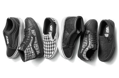 5dc71faa94 Vans x Karl Lagerfeld collection