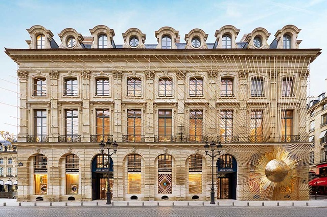 888e0c89b The most exciting flagship stores in Paris | Global Blue