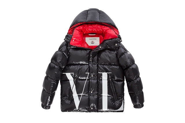 44549d492384 Moncler men s MAXI VLTN quilted down short jacket