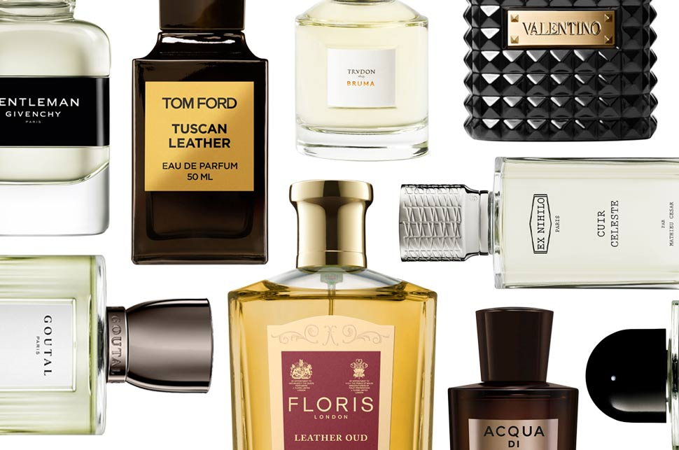 Top 10 leather perfumes | Global Blue