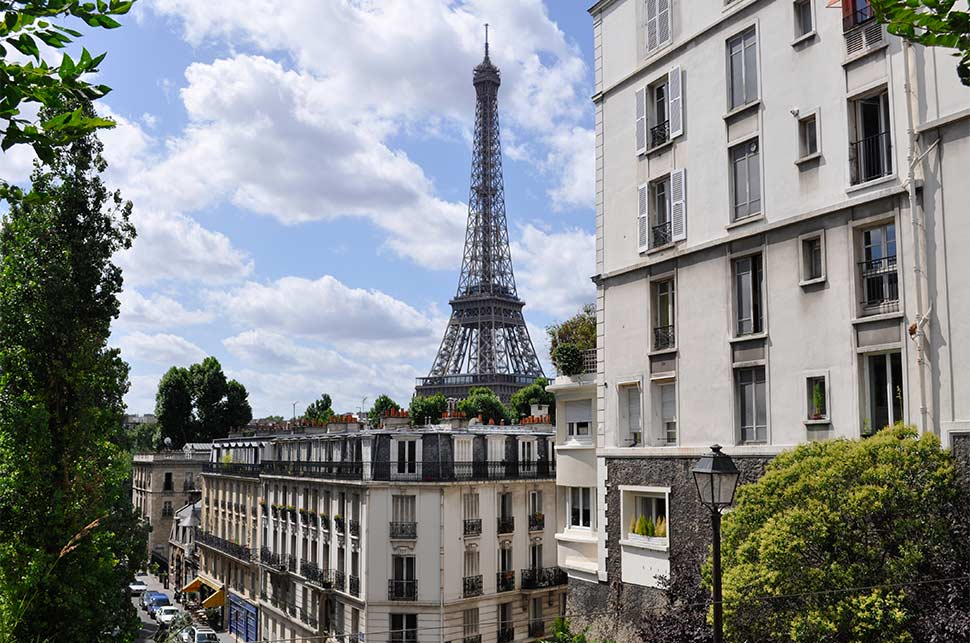 Top shopping around the Eiffel Tower   Global Blue