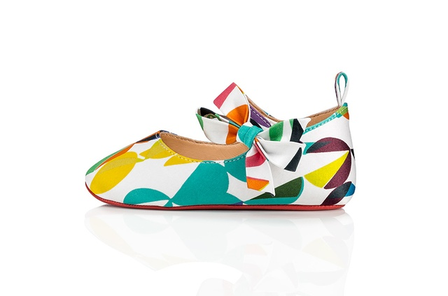 Christian Louboutin Ss19 Baby Shoes Global Blue