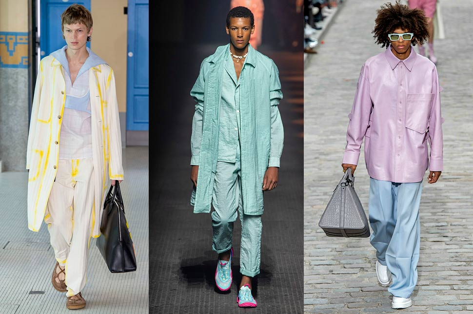 Mens Summer Fashion 2020.Top 10 Spring Summer 2020 Menswear Trends Global Blue