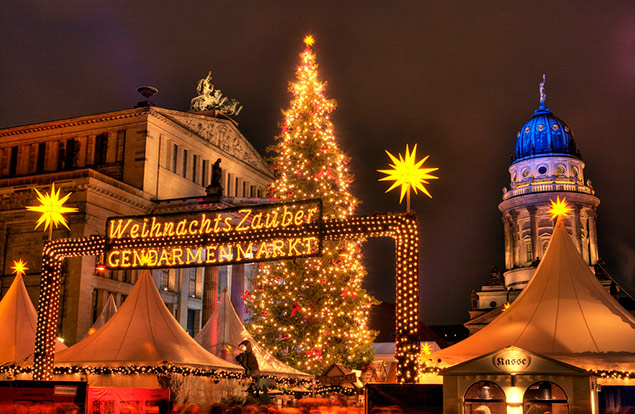 Where to shop for Christmas gifts in Berlin  Global Blue