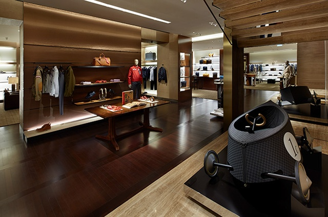 Inside The New Louis Vuitton Store In Frankfurt Global Blue