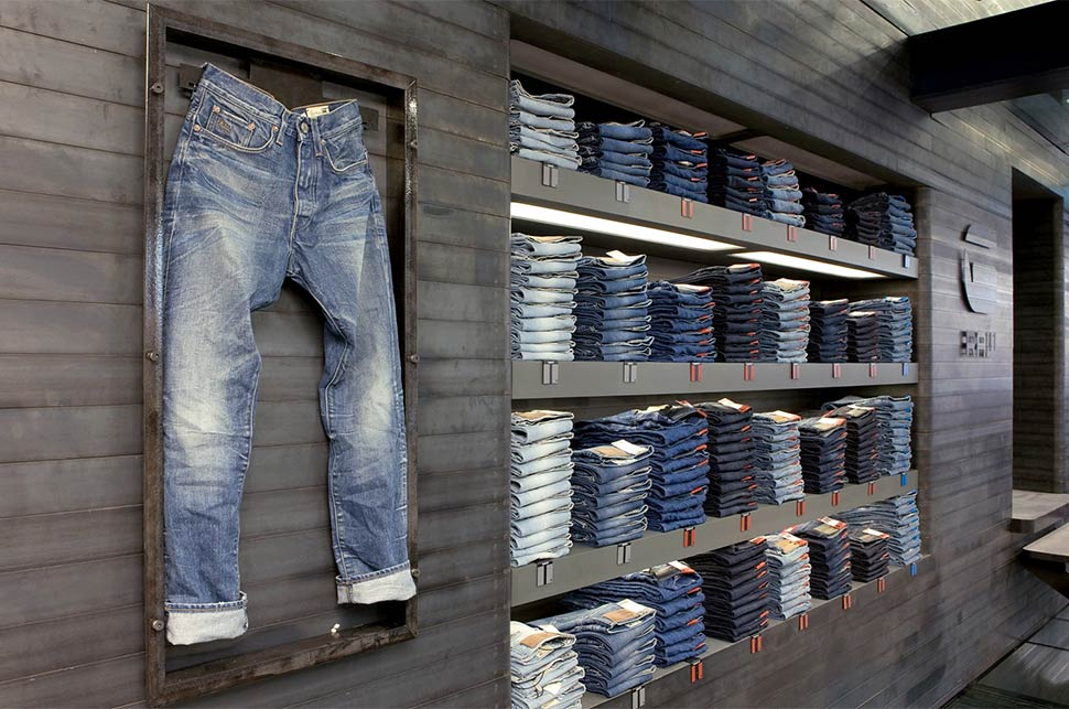 rivenditore all'ingrosso 03c66 37248 The best denim stores in Amsterdam | Global Blue