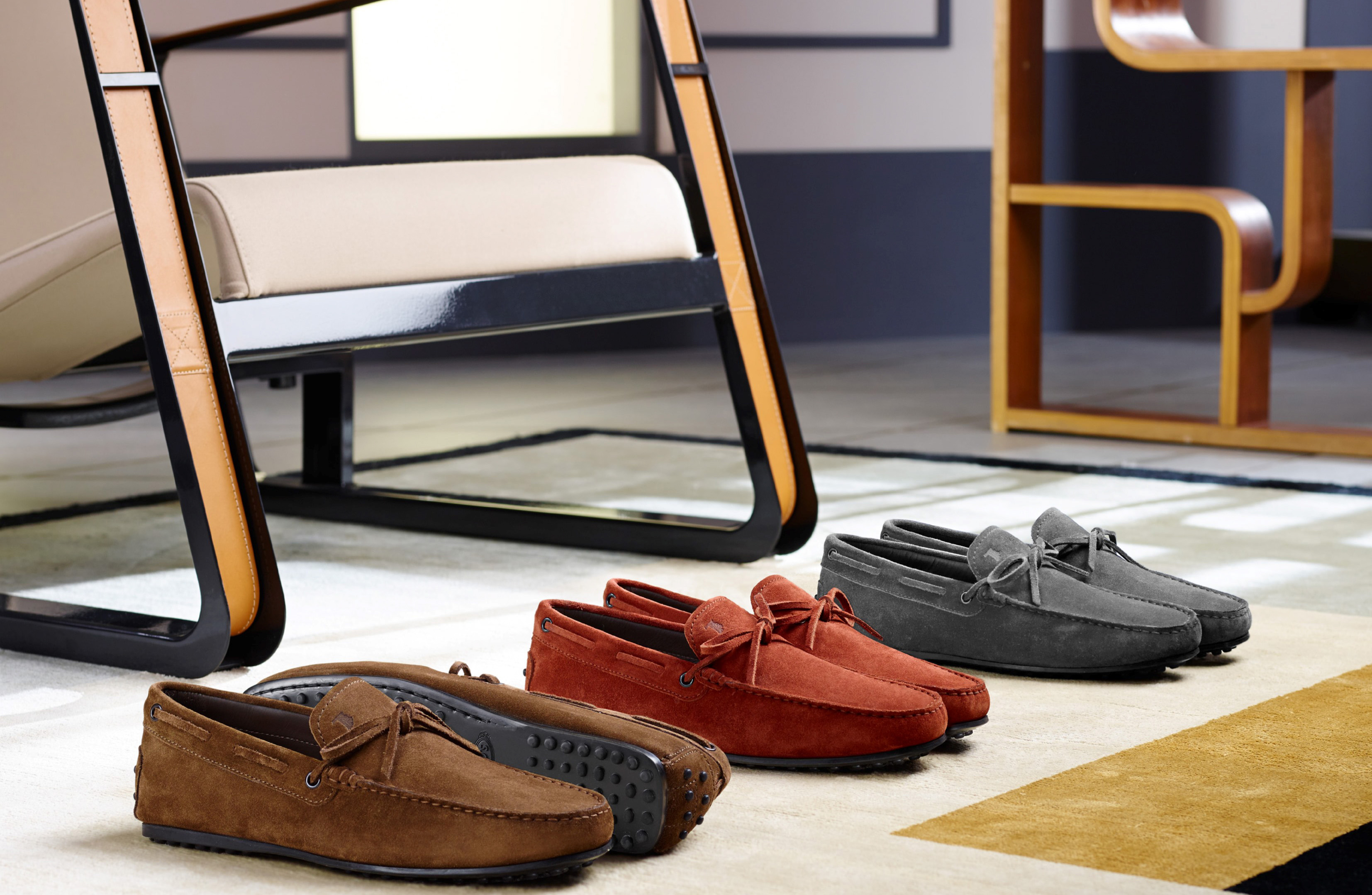 846a5cb8c Introducing Tod's new City Gommino collection | Global Blue