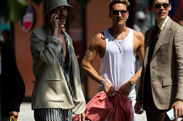 Top Pitti Uomo SS20 Street Style trends | Global Blue