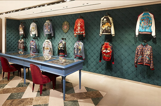 e30ea581952 Design your own Gucci personalised jacket