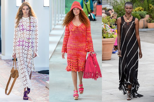 Fashion Trends Your Boutique Should Try - Spring/Summer 2019 crochet trend