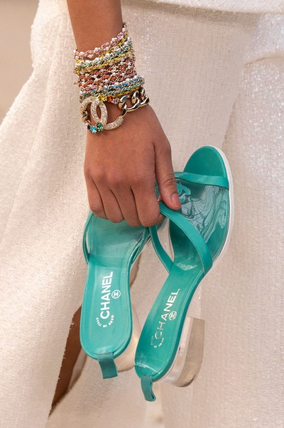 6324887a Chanel Spring Summer 2019 Shoes - George's Blog
