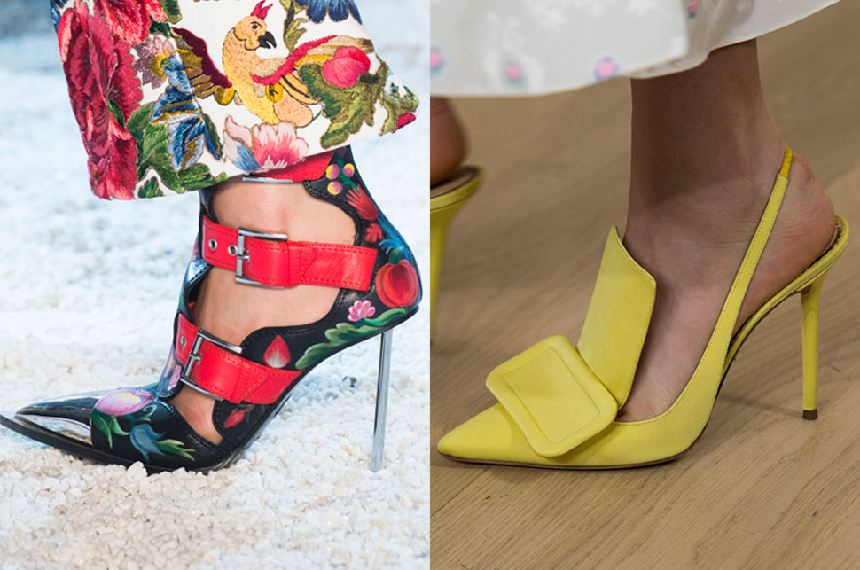 The best shoes for spring/summer 2019