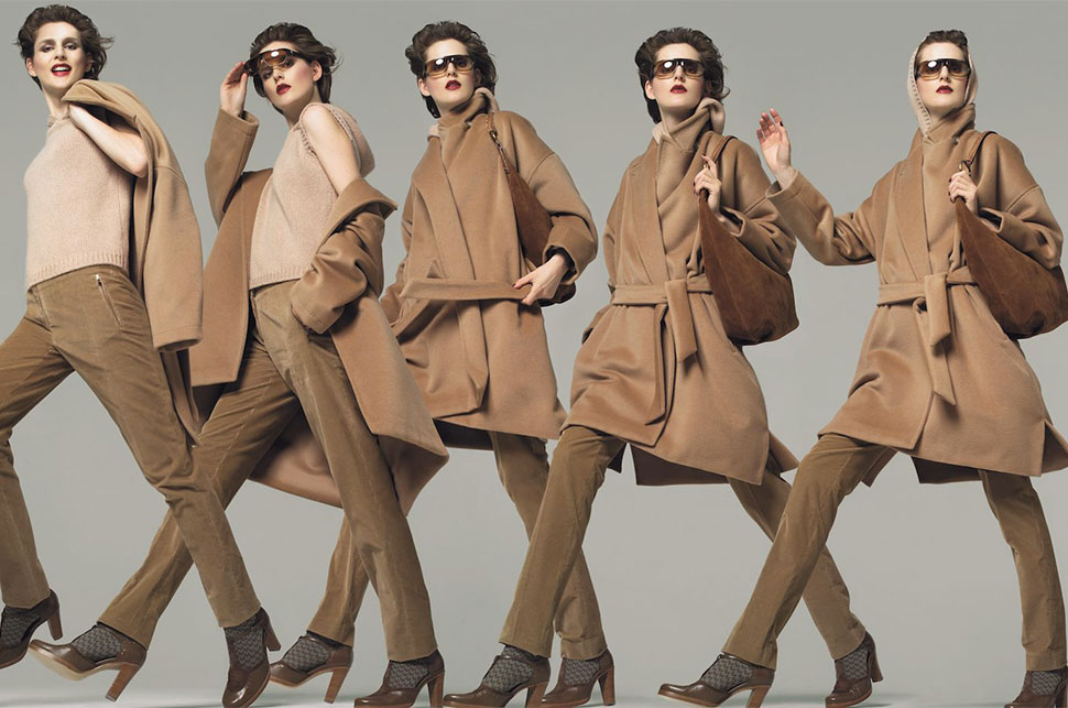 recognized brands buying new online for sale Max Mara's iconic 101801 camel coat | Global Blue