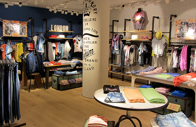 pepe jeans opens a new rome store global blue