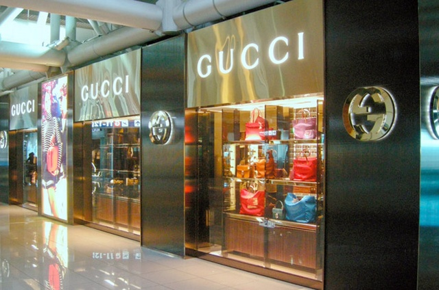 05b850c62a 14 luxury shopping boutiques in Rome's Fiumicino Airport | Global Blue