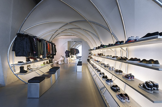 898233622c Shoe Tunnel at Boon the Shop