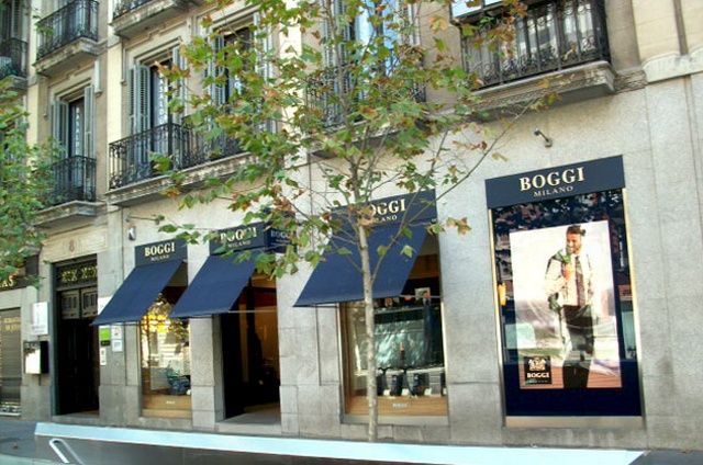 9386f839a Shopping in Madrid: Calle de Serrano | Global Blue