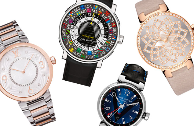 bc76dbeed7ea The top 10 Louis Vuitton watches