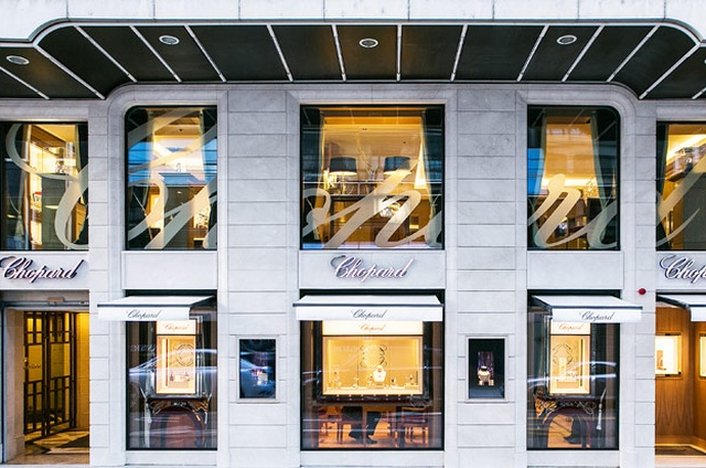 2aa25ebe0e114 Chopard updates its flagship boutique   Global Blue
