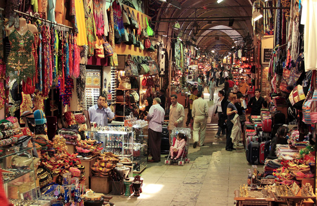 Top 5 markets in Istanbul | Global Blue