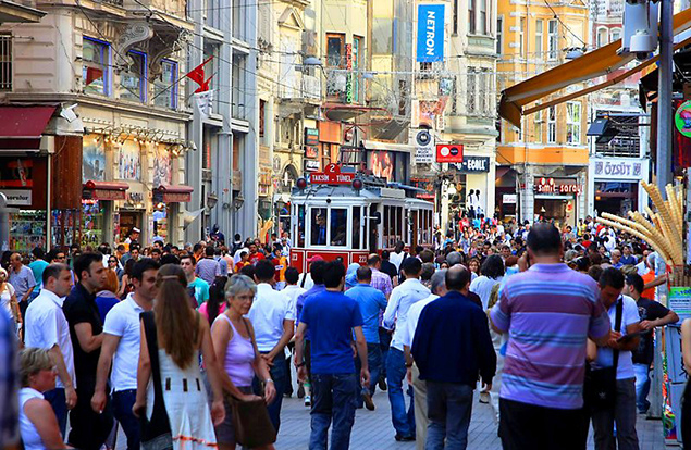 Top five shopping streets in Istanbul | Global Blue