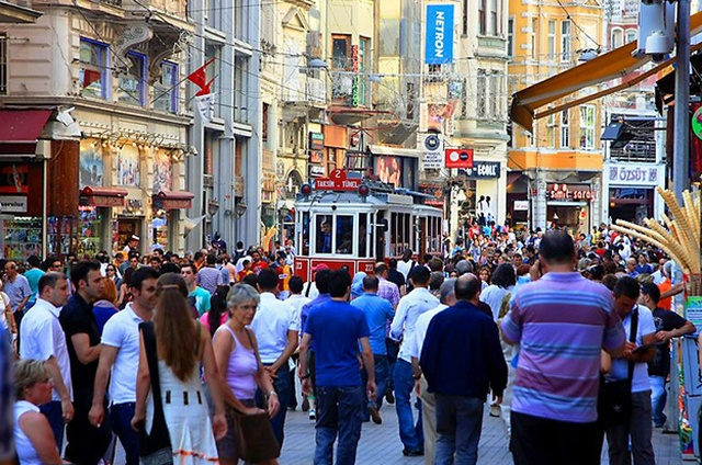 Top five shopping streets in Istanbul   Global Blue
