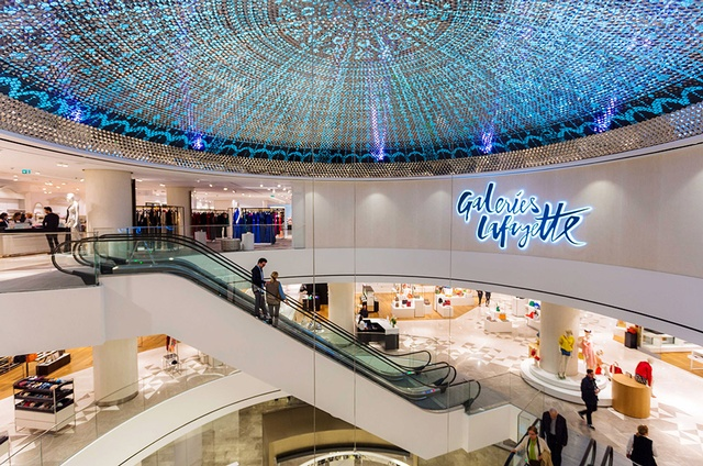 Galeries Lafayette comes to Istanbul | Global Blue
