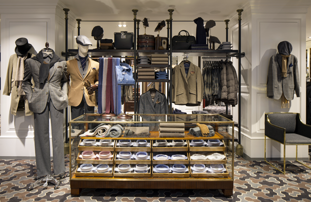 39ab4357d Hackett opens its largest flagship store in London | Global Blue