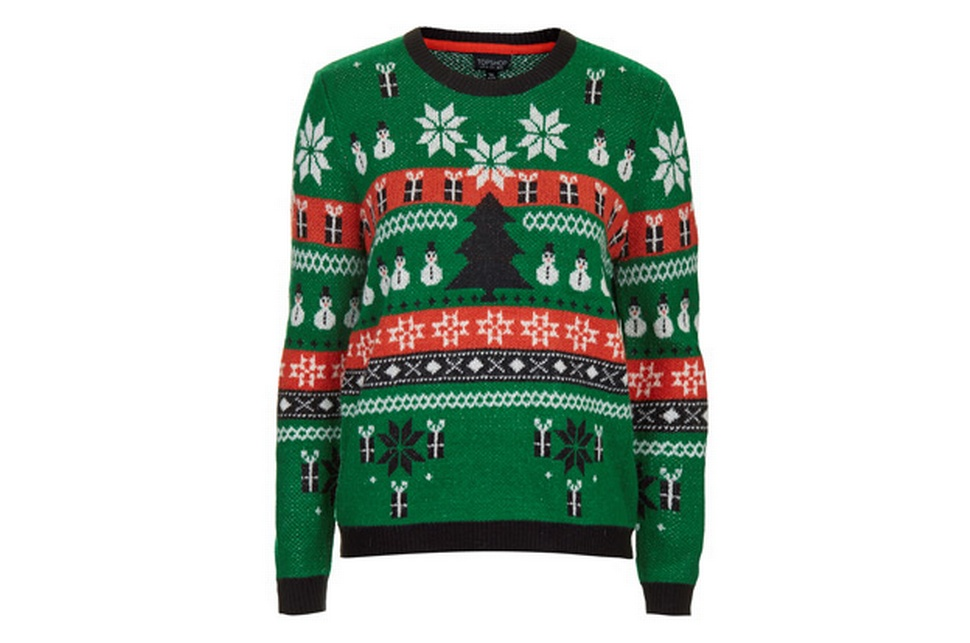 The best Christmas jumpers of 2014 | Global Blue