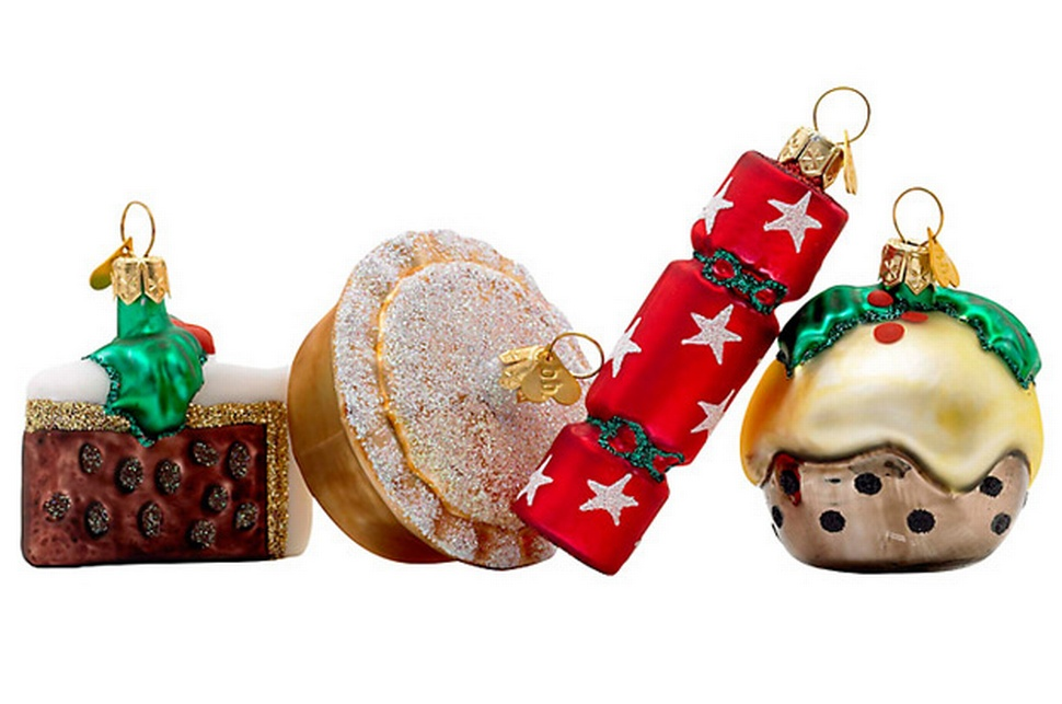 Luxury christmas decorations uk for Exclusive christmas decorations