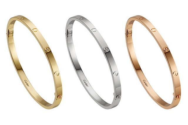 003eb663f6c71 The Cartier Love bracelet for 2017 | Global Blue
