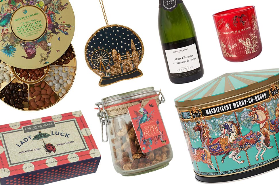 The Best Christmas Gifts From Fortnum & Mason