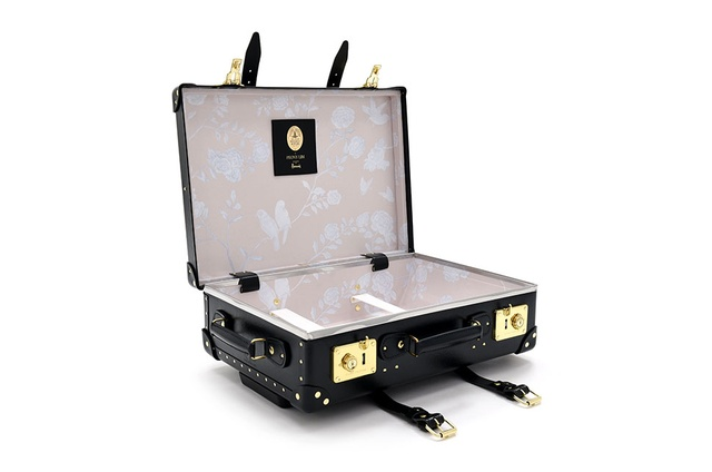 1c0272c3d21 Peony Lim x Globe-Trotter 20-inch carry-on case, exclusive to