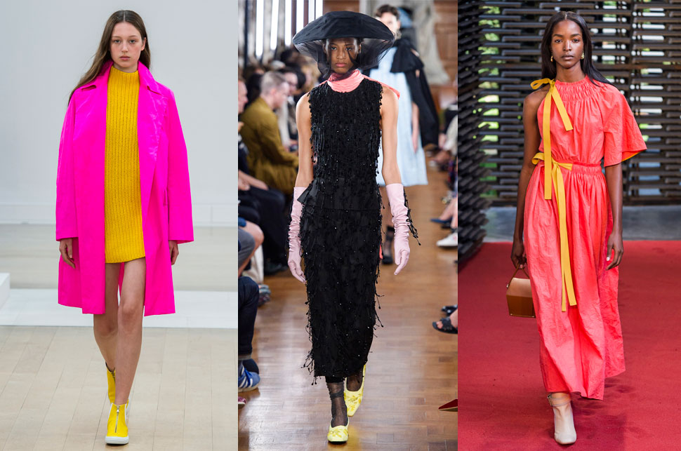 Top Trends From London Fashion Week Ss19 Global Blue