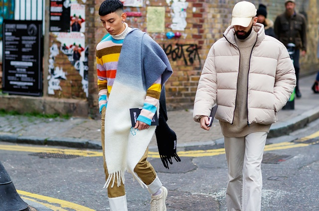 Top Street Style Trends At London Men S Fashion Week Aw19 Global Blue