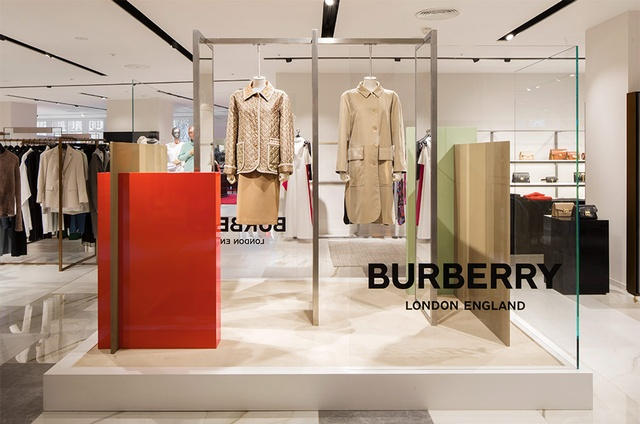 087041d1 Inside the new Burberry pop-up corner at Harvey Nichols | Global Blue