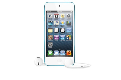 The new Apple iPod Touch